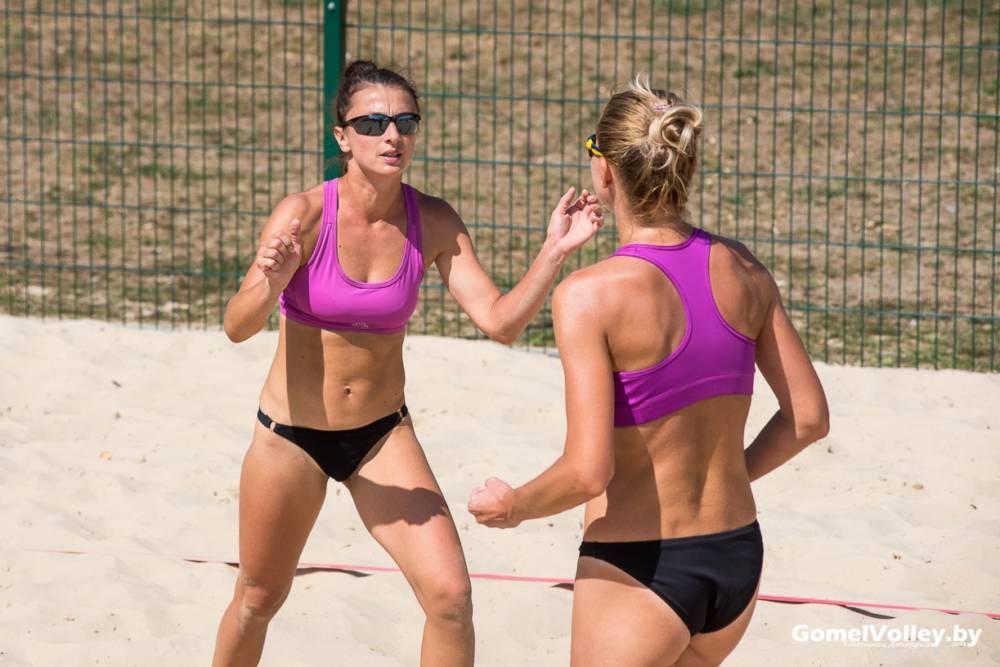 Финал чемпионата и Кубка Гомеля по пляжному волейболу состоялся в областном центре