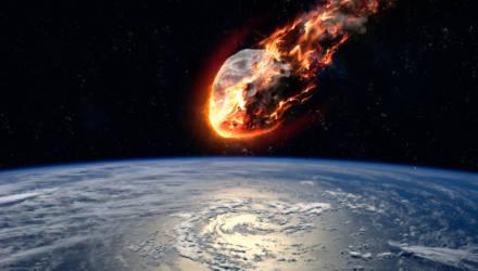 Как 1150 мегатонн тротила: Названа дата падения астероида Бенну