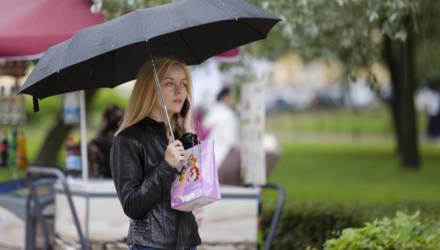Дождливые будни и пятничный позитив. Прогноз погоды в Гомеле с 30 августа по 5 сентября