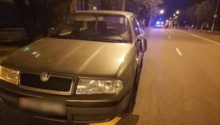 За сутки в Гомельской области произошло 2 ДТП: в одном из них пострадал ребёнок