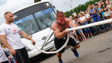 """В Гомеле на стадионе """"Луч"""" состоится фестиваль силового экстрима"""