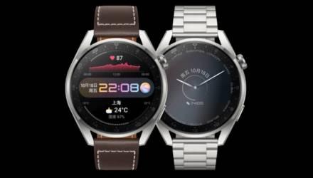 HUAWEI открыл для гомельчан предзаказ на Watch 3. Умные часы с eSIM доступны со скидкой и подарком