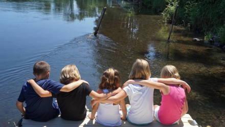 Санэпидслужба обновила список мест, где ограничено купание детей в Гомеле