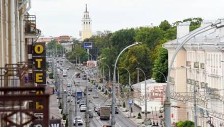 Мэр Гомеля – о «зелёной карте» города, ремонте дорог и настроении людей