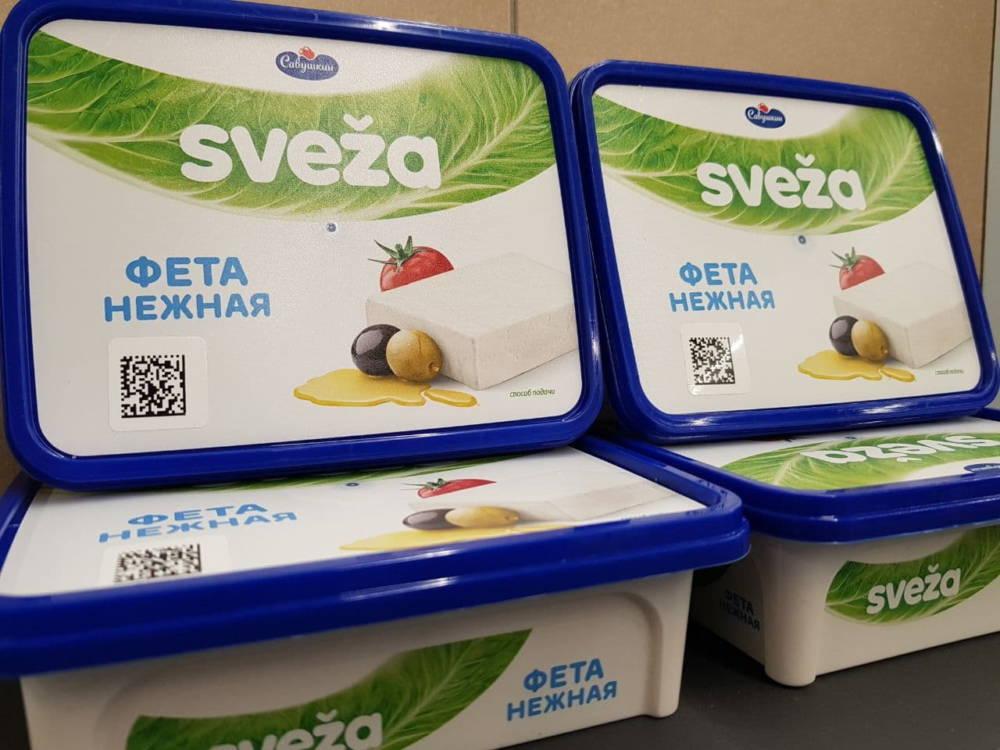 Нежная фета: в Беларуси выпустили новый вид свежего сыра