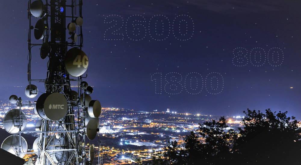 МТС «прокачал» 4G в Гомеле и других городах области