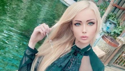 """""""Украинская Барби"""" превратилась в живой скелет, похудев до 38 кг из-за коронавируса"""