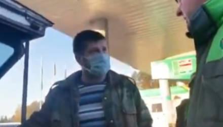 """Вот какое дизтопливо льют на одной из АЗС в Гомельской области – это нормально? Комментарий """"Белоруснефти"""""""